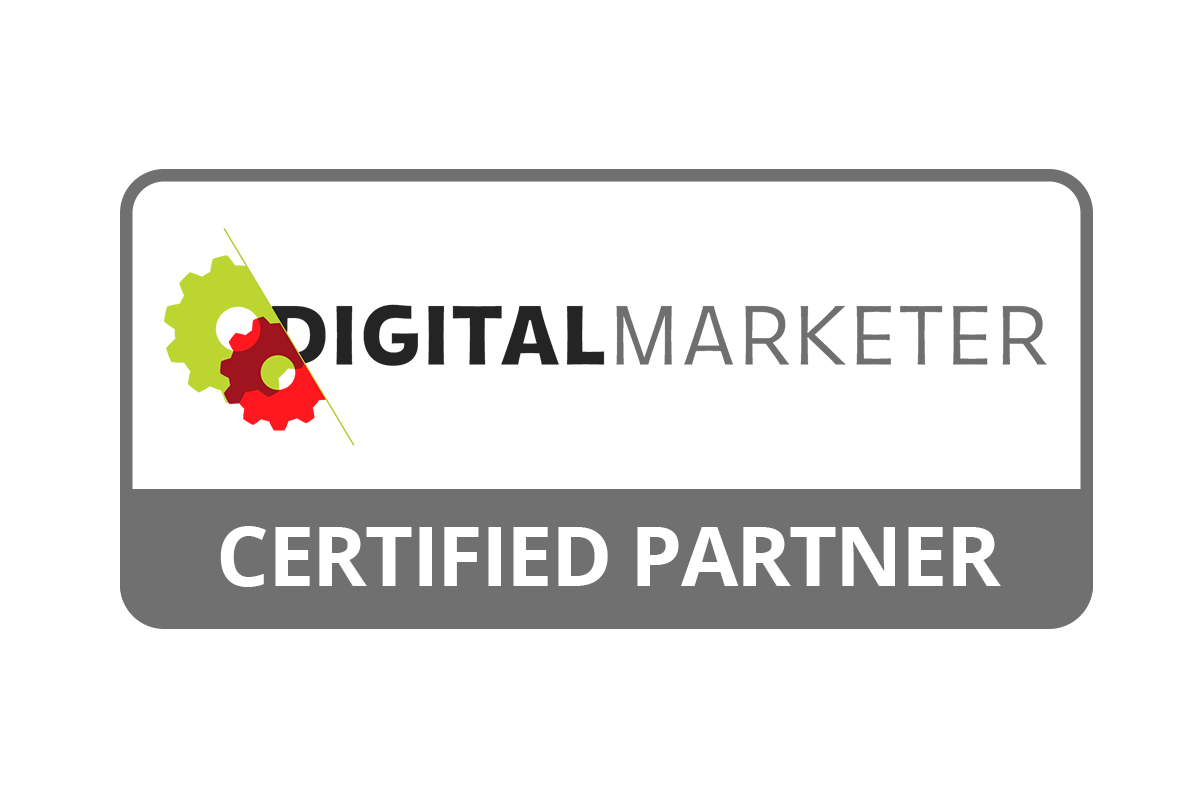 We are infusionsoft and Digital Marketer Partners