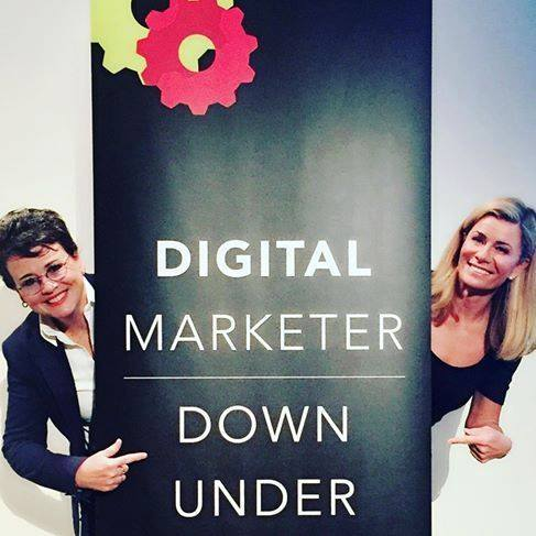 digital marketer down under