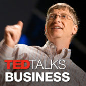 ted talks business podcast